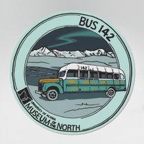 STICKER BUS 142 MUSEUM