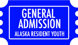 WEB ALASKA RESIDENT YOUTH (WITH ID 5 - 12 YEARS) MASTER SKU - DO NOT USE AT REGISTER