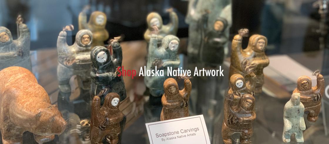 Shop Alaska Native Artwork