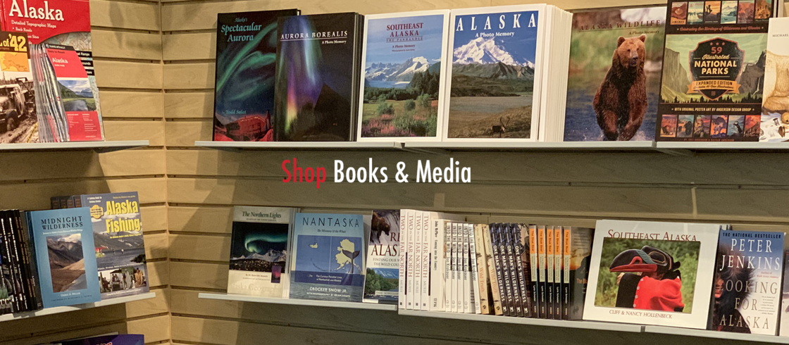 Shop Books and Media
